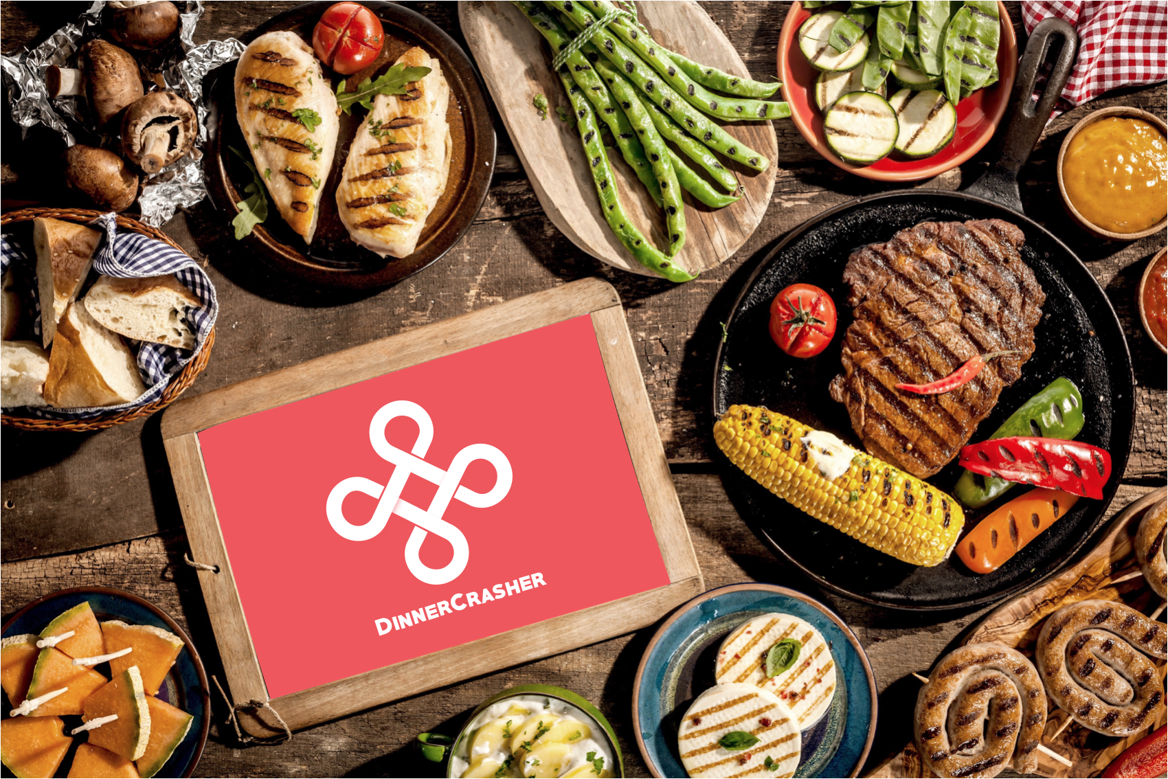 DinnerCrasher.com events